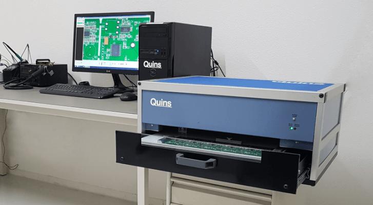 petronics quins EASY PCB Controle